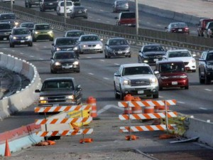 Road Works On I-10 Will Cause Traffic In El Paso