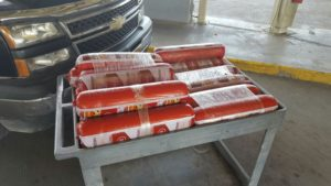 Mexican Bologna Seized At El Paso Port Of Entry