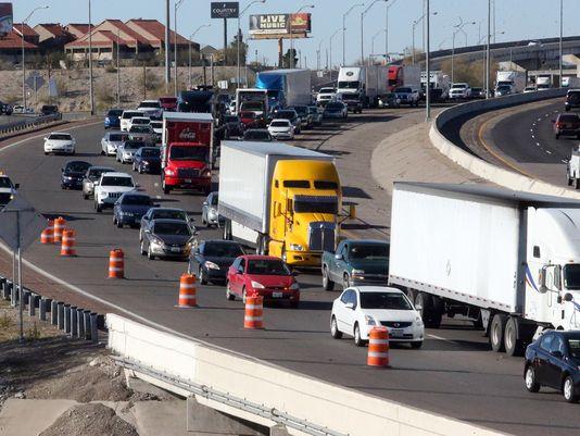 More Road Closures In El Paso