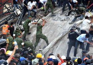 "7.1 Magnitude Earthquake strikes Mexico; More than 225 dead ; ""Death toll will rise"""