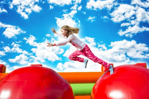 El Paso will Have The World's Largest Bounce House