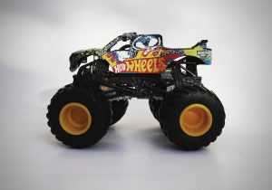 Hot Wheels Launches A Monster Truck Series