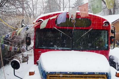 Skoolie: What Is Life In A Bus?