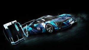 FIA Electric GT New Regulations Include 700 Kilowatt Charging